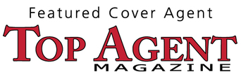 Title of Top Agent Magazine where Mary Strathern, real estate agent seacoast NH, was featured on the cover.